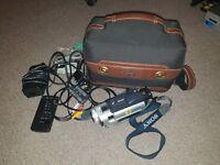 Sony DCR-TRV15E Camcorder Digital Video Camera Recorder Night Vision + Extras