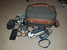 Sony DCR-TRV15E Camcorder Digital Video Camera Recorder Night Vision + Extras