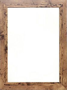 A1 A2 A3 A4 A5 Photo Frame Effect Picture Frame Poster Size Frame Rustic Walnut