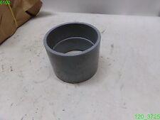 """4"""" GRAY  PVC Conduit Coupler - Socket / Slip - NEW"""