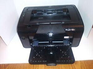 HP CE658A LaserJet Pro P1102w Laser Printer with Toner Page Count 1599