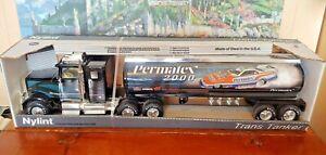"""RARE 1980's Nylint Metal 18 Wheeler/Tanker Permatex 2000 24"""" Original Box"""