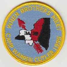 C720 OA BSA Scouts SECTION 3A  3B  CAMP WARREN CUTLER 1995