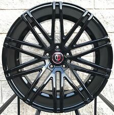 "22"" Mercedes Benz Curva C48 Wheels Rims G Class G500 G550 G55 G63 W463 Black"