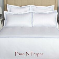 FRETTE H.C. Cruise luxury Hotel Collection King, Queen Duvet cover MSRP $600+