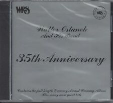 "WALTER OSTANEK  ""35th Anniversary""  NEW SEALED SLOVENIAN CD   Grammy Winner !!!!"