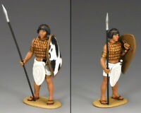 KING & COUNTRY ANCIENT EGYPT AE056 PHARAOH'S BODYGUARD MIB