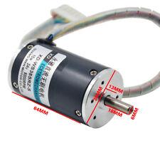 Speed Variable Permanent Magnet DC24 Brushless Motor 3000rpm Reversible & Driver