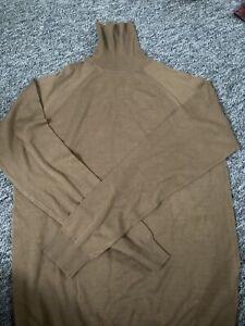 Zara polo neck jumper size small