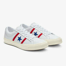 Mens Converse One Star Academy Ox Low Top Leather 163758C Sneakers Multi Szs NWB