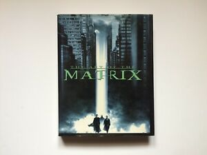 The Art of the Matrix Book - Hardcover - First Edition - Larry & AndyWachowski