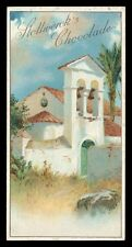 STOLLWERK SAMMELBILD um ca. 1900 KIRCHE ITALIEN ITALIA HERRLICHES LITHO!! h0293