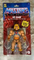 He-Man Masters of the Universe Origins MOTU 5.5 Inch Action Figure New In Hand🔥