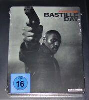 Bastille Journée Avec Idris Elba Limitée steelbook Édition blu ray Neuf & Ovp