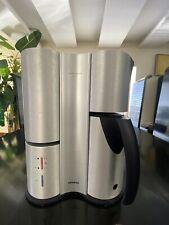 Siemens TC91100 Design BY F.A. PORSCHE - Kaffeemaschine für 8 Tassen
