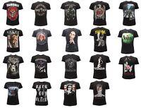 T-Shirt Originali Rock Rap Pop Ramones Amy Deep Purple Snoop Dogg Selena Tupac..