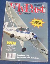 FLYPAST MAGAZINE DECEMBER 1990 - SEAPLANE CITY/BARRACUDA AND HELLDIVER