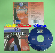 CD WORLD OF MUSIC FRANCE compilation 1997 JACK EMBLOW ANGELO (C35) no mc lp dvd