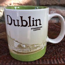 Starbucks Global Icon City Mug Dublin Ireland 16oz/473ml New with SKU
