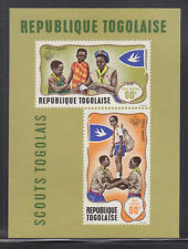Mint Never Hinged/MNH Togolese Organizations Postal Stamps