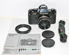 Rolleiflex SL35 + Zeiss Planar 50mm f/1,8, made in Gemany; guter Zustand;