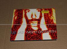 U2 - LAST NIGHT ON EARTH - DIGIPACK CD COLLECTOR