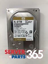 """WD Gold 6TB Hard Disk Drive 7200 RPM  3.5"""" SATA 6Gb/s WD6002FRYZ Enterprise"""