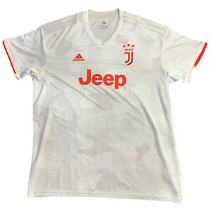Adidas Juventus Jersey Jeep  Shirt 19/20 Climachill Soccer Men's Small Camo NWT