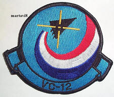 US.Navy `VC -12` Squadron Cloth Badge / Patch (S10)