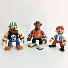 Vintage Keenway Pirate Toys Action Figure Collectible Htf