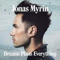 JONAS MYRIN - DREAMS PLANS EVERYTHING  CD NEU