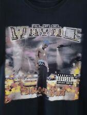 "Vintage Lil Wayne ""Tha Blocks Hot"" T Shirt - Size M"