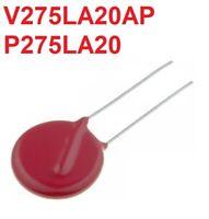 Lot of 5 varistances-varistor gmov v250 la4//v250la4 varistor