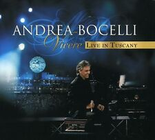 Andrea Bocelli - Vivere Live in Tuscany [New CD] With DVD, Digipack Packaging