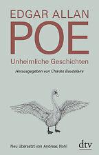 Edgar Allan Poe - Unheimliche Geschichten