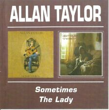 ALLAN TAYLOR Sometimes / The Lady UK 1971 Folk FAIRPORT CONVENTION