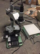 Métalor MP 3000 Micro-Parallelometer Milling Machine