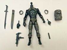 2020 HASBRO GI*JOE CLASSIFIED DELUXE SNAKE-EYES 00 CUSTOM FODDER LOT LOOSE