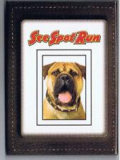 2001 See Spot Run Bull Mastiff Pinback Button FBI Dog Movie Film Advertising Pin