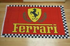 Fahne Flagge Ferrari - 90 x 150 cm