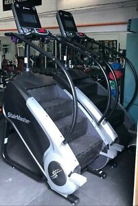 Stairmaster Stairmill, stepper 8G  Gauntlet 10'' Touch Screen 2 Years Warranty