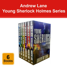 Young Sherlock Holmes Series Action Collection 6 Books Set Andrew Lane Pack NEW