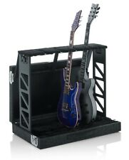 Gator - GTRSTD4 - 4 Guitar Rack Stand Style that Folds into Case