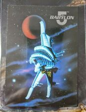 1995 Fleer - Babylon 5 - Chase / subset  Card Space Gallery 2 of 6