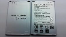 NEW BATTERY FOR LG LS665 TRIBUTE 2 LEON LTE H345 H340  RISIO BL-41ZH