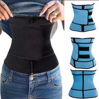 Fajas Colombianas Body Shaper Slimming Waist Trainer Wrap Belt Corset Sauna Suit