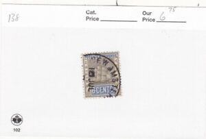 BRITISH GUIANA USED NO 138