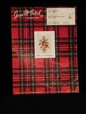 "Jean McIntosh Petit Point Kit M-17 ""Pansies"""