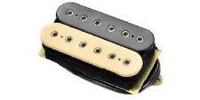 DIMARZIO DP100 Super Distortion Humbucker Guitar Pickup - BLACK/CREME F-SPACING
