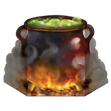 Witch's Cauldron Cutout Stand-Up - 94 cm - Spooky Halloween Party Decorations